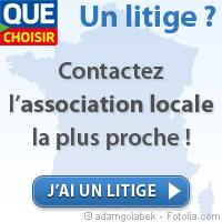 Contacter une association locale en cas de litige